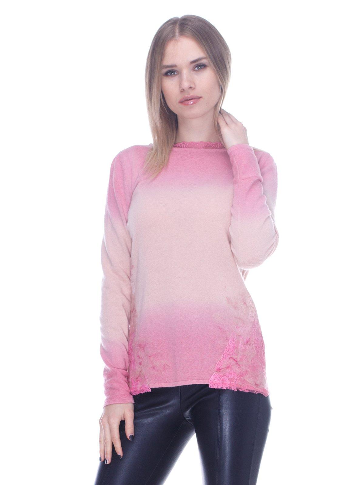 Джемпер рожевий | 3752010