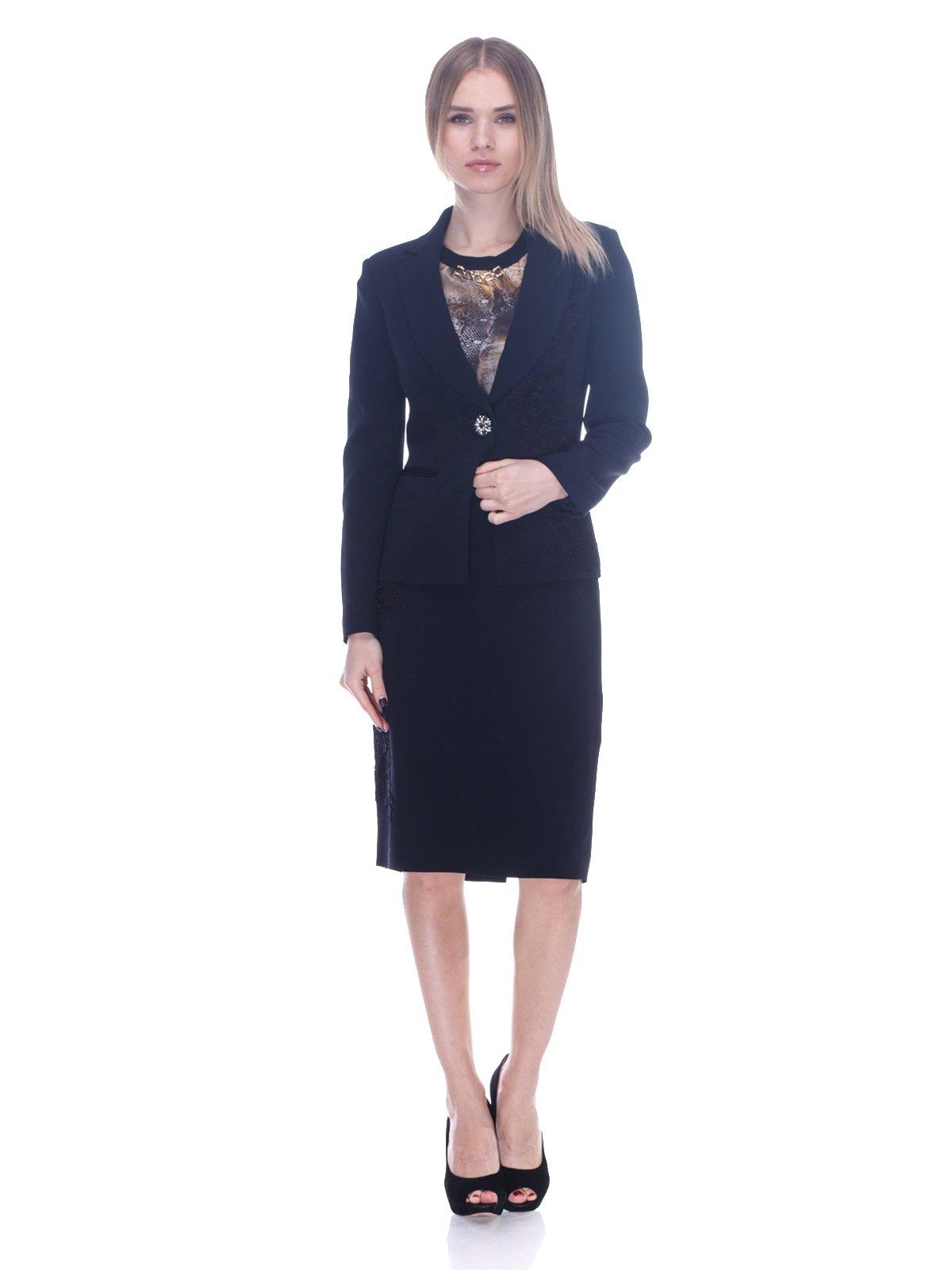 Костюм: жакет и юбка | 3752093