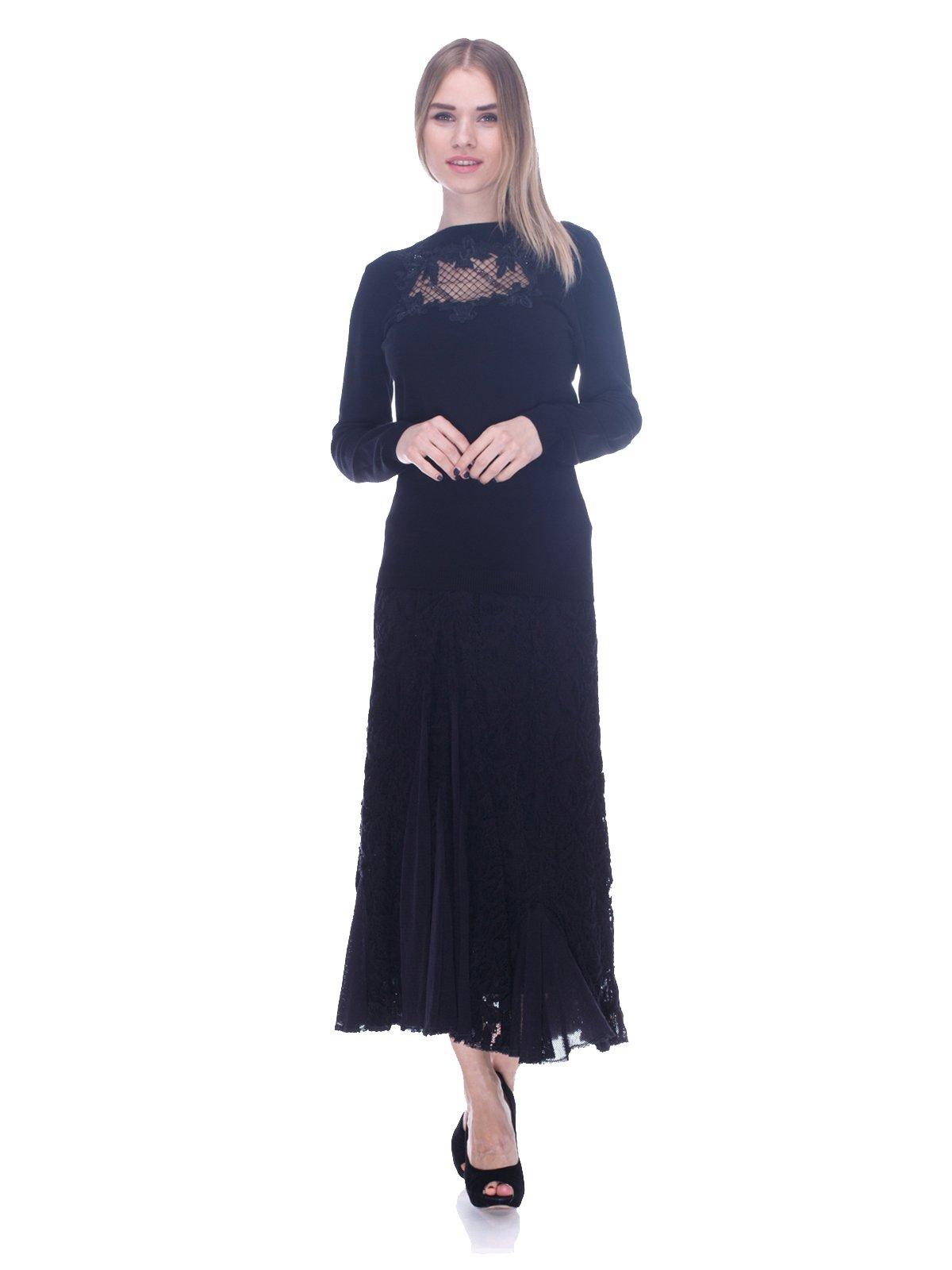 Костюм: блуза и юбка | 3752106