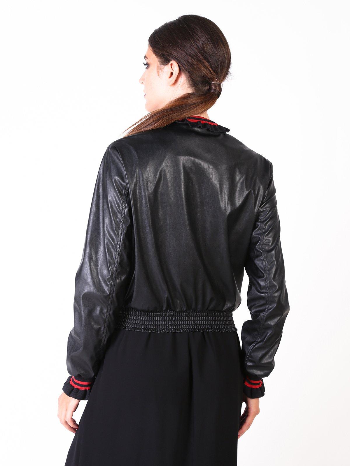 Куртка черная | 3748783 | фото 2