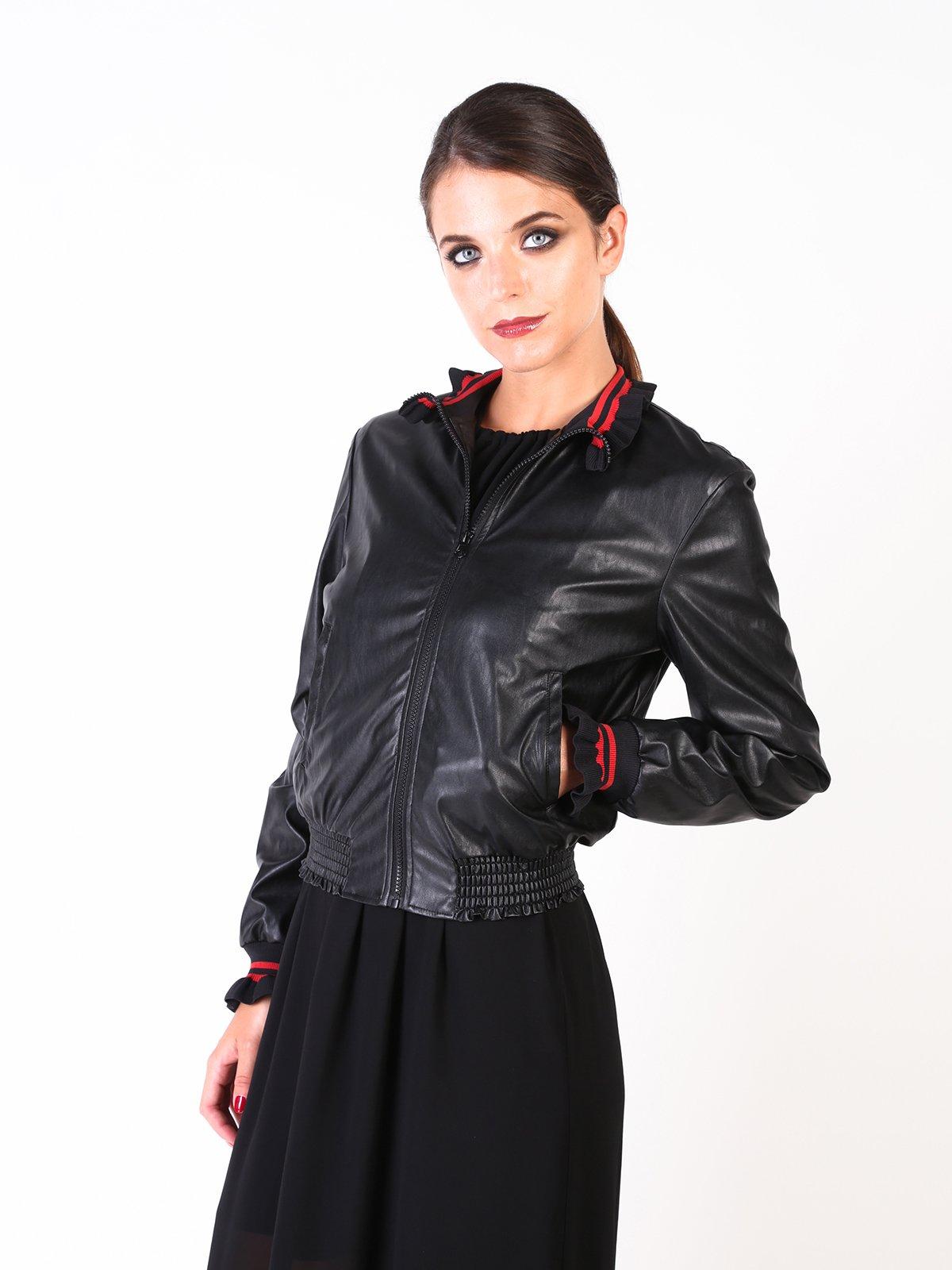 Куртка черная | 3748783 | фото 3