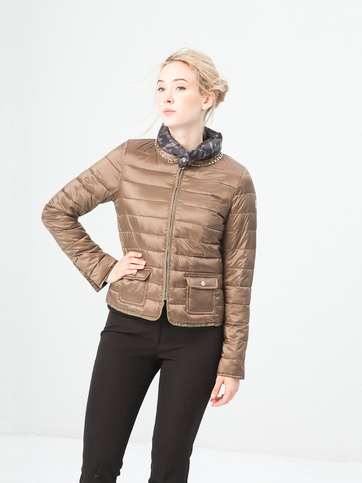 Куртка бежевая | 3749161