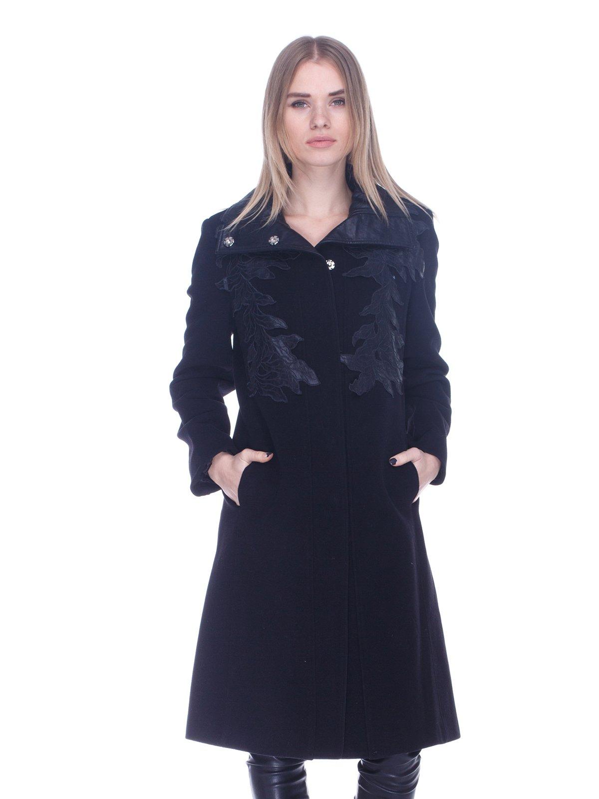 Пальто черное | 3752125