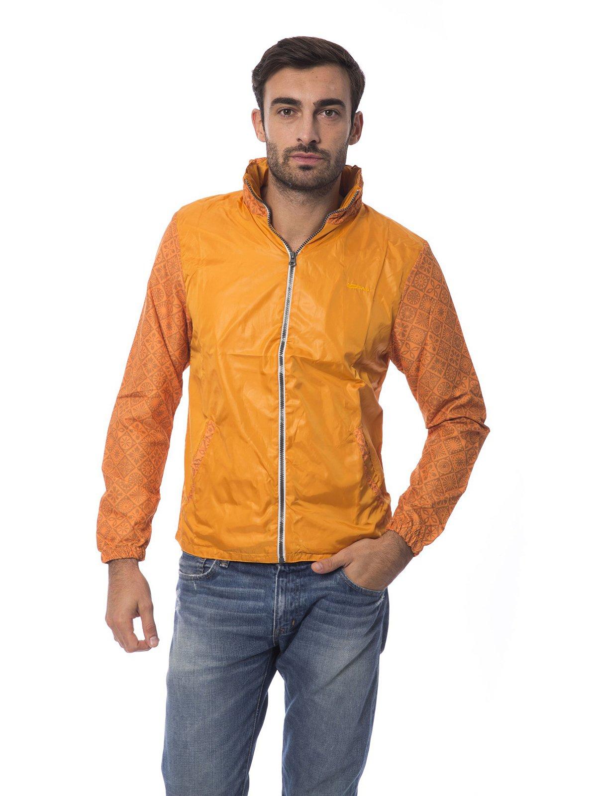Ветровка оранжевая   3753058