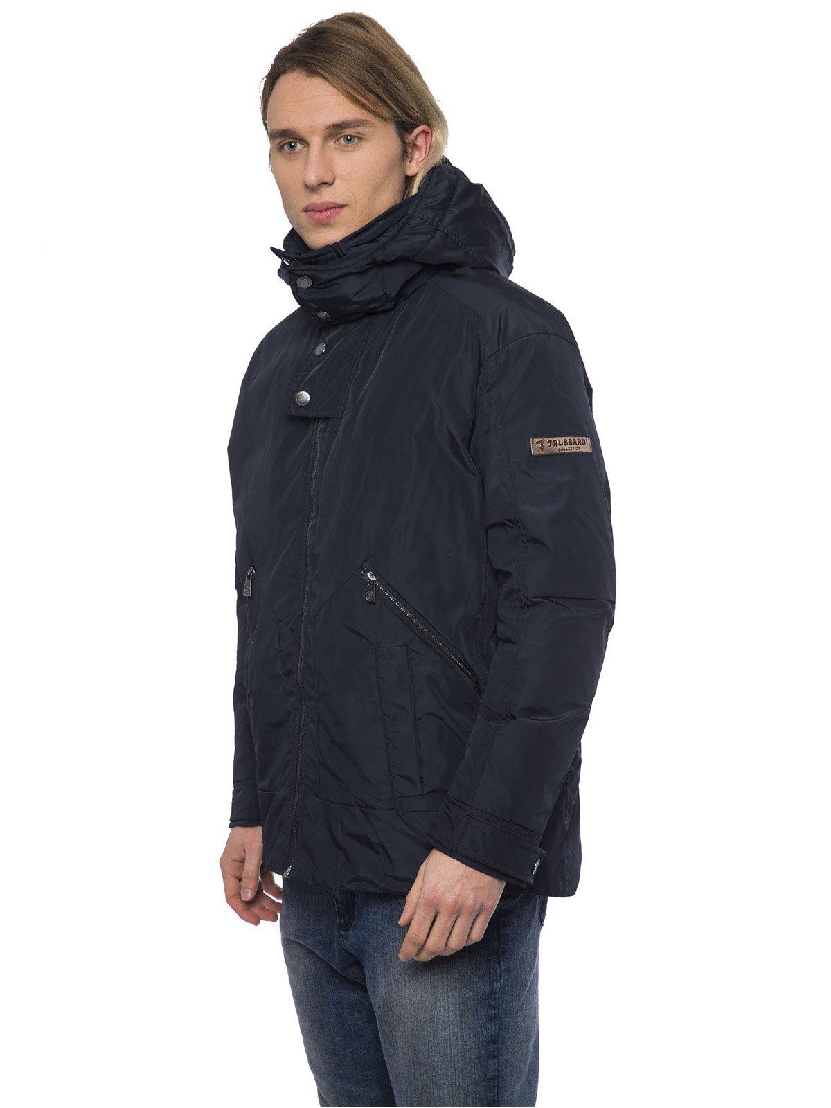 Куртка темно-синя | 3753369 | фото 2