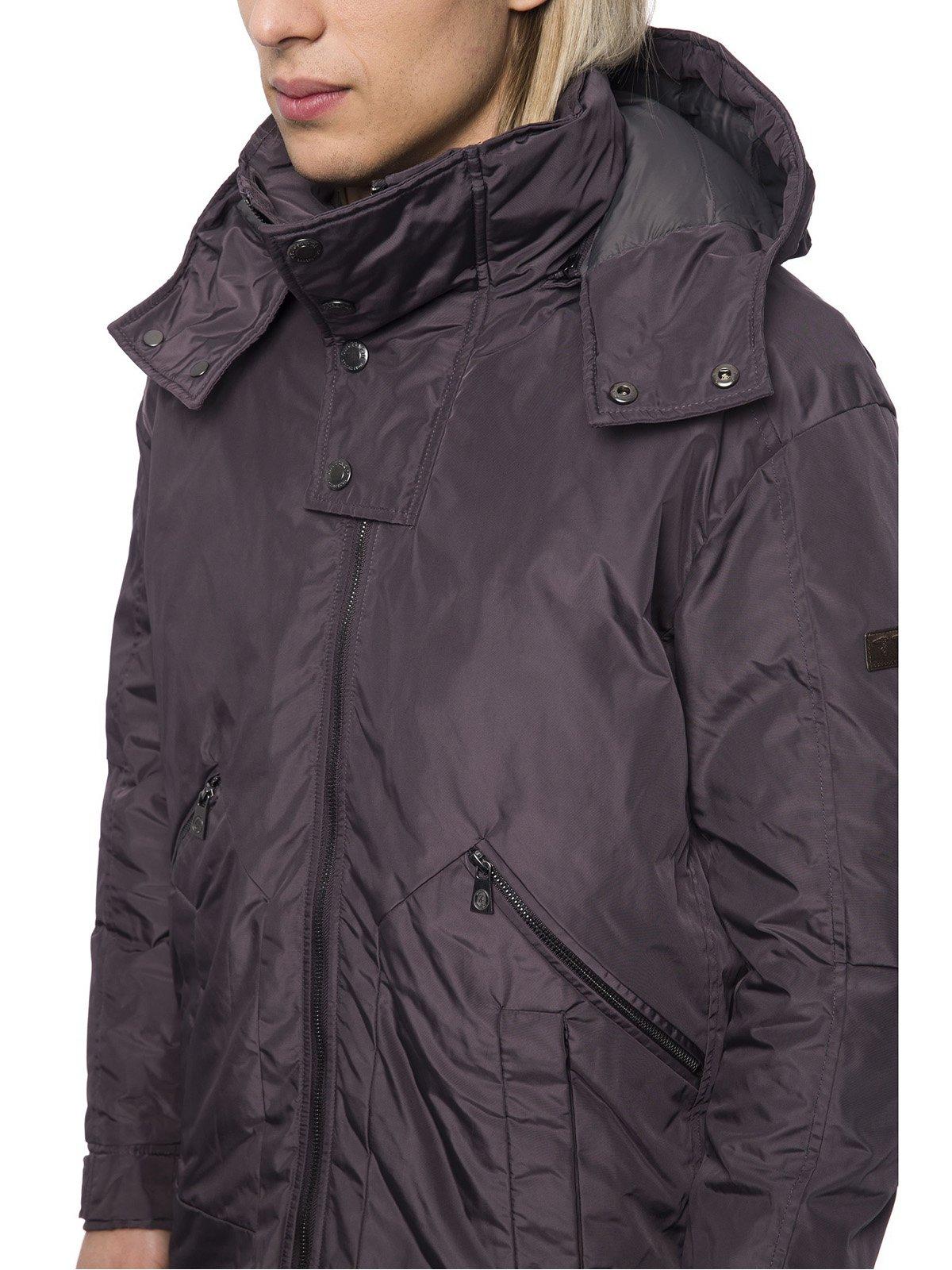 Куртка сіра | 3753371 | фото 4