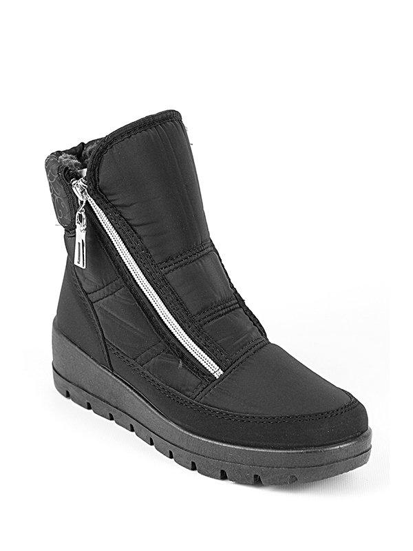 Ботинки черные | 3765360