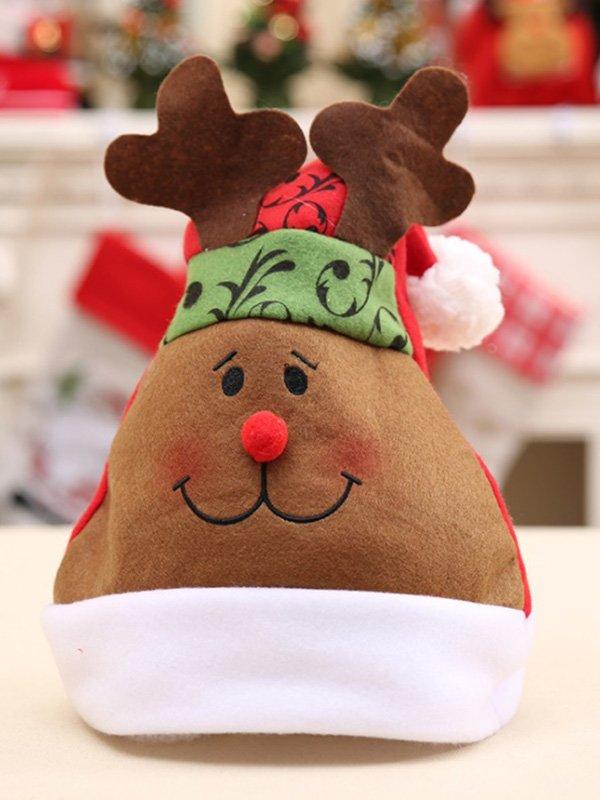 Новогодняя шапочка «Олень» | 3765768