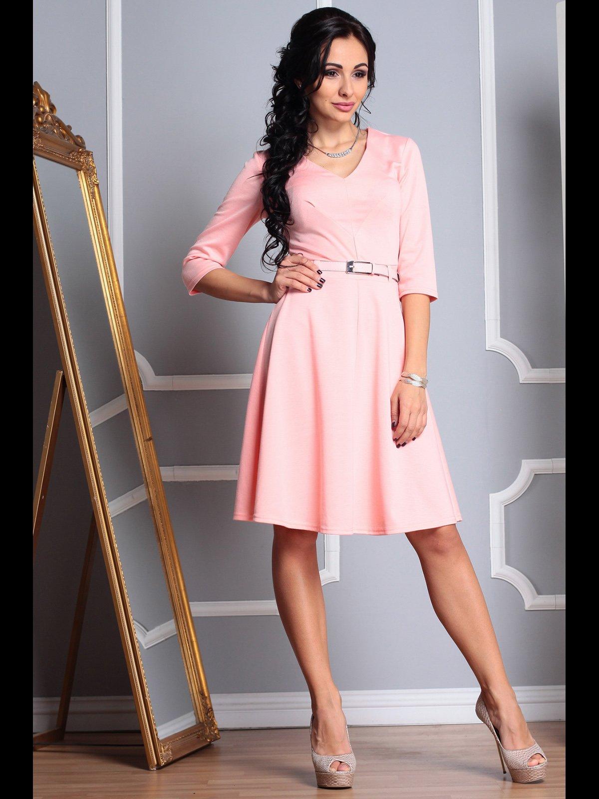 Сукня персикового кольору   3767799