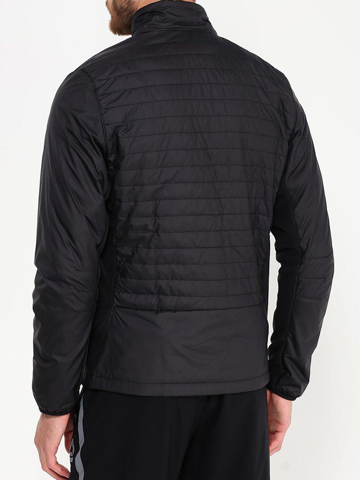 Куртка черная | 3522808 | фото 2