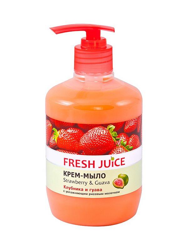 Крем-мыло Strawberry&Guava (460 мл) | 1859056