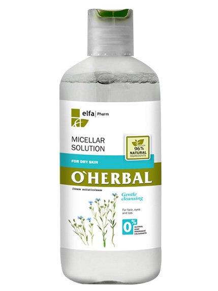 Мицеллярный раствор для сухой кожи (250 мл) | 3154498