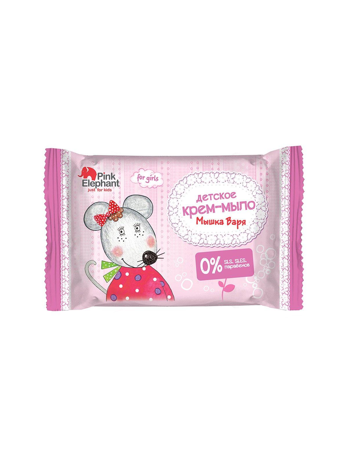 Детское крем-мыло «Мышка Варя» (90 г)   3746752