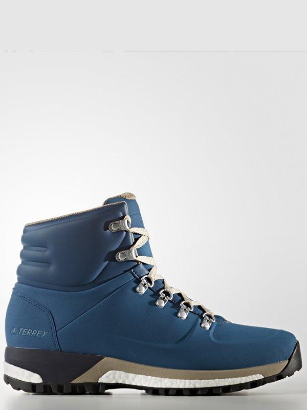 Ботинки синие   3748037