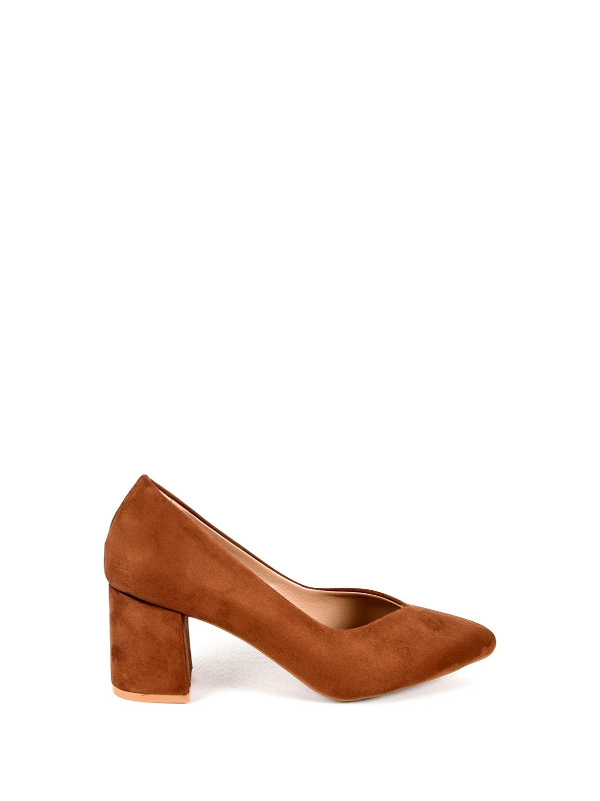 Туфли коричневые | 3773344