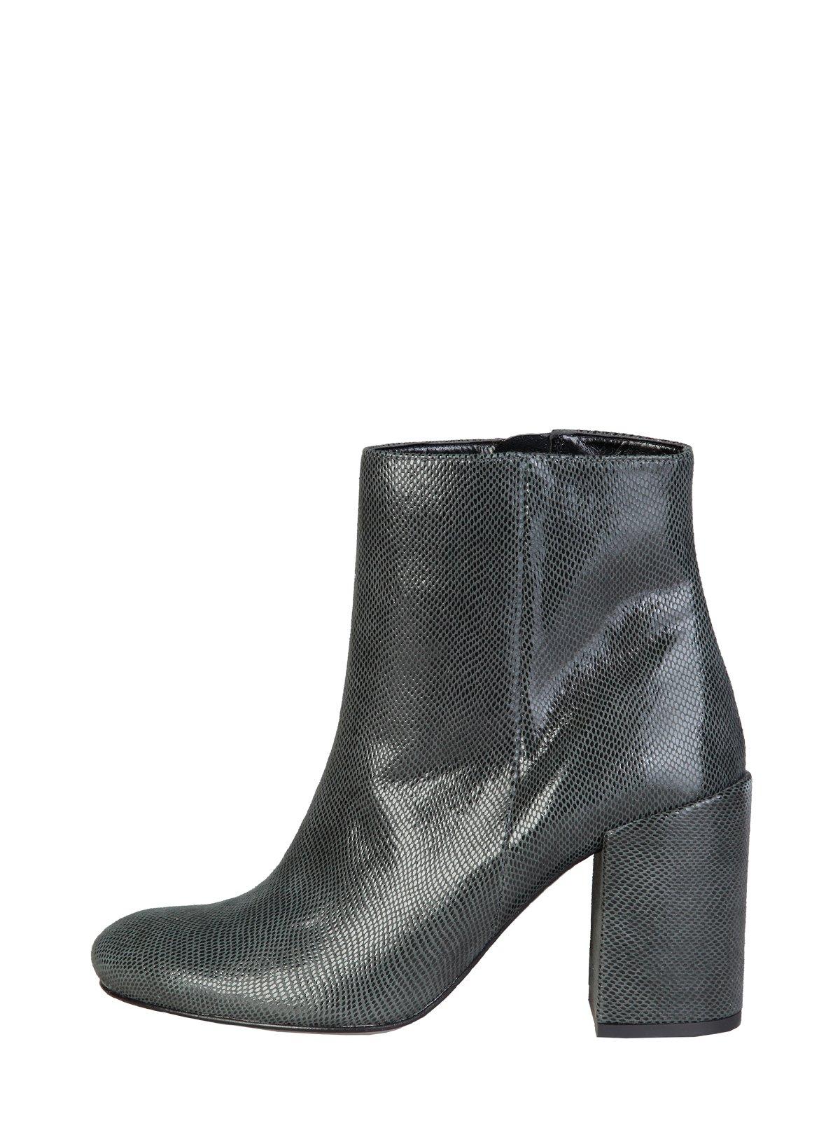 Ботинки серые | 3773771