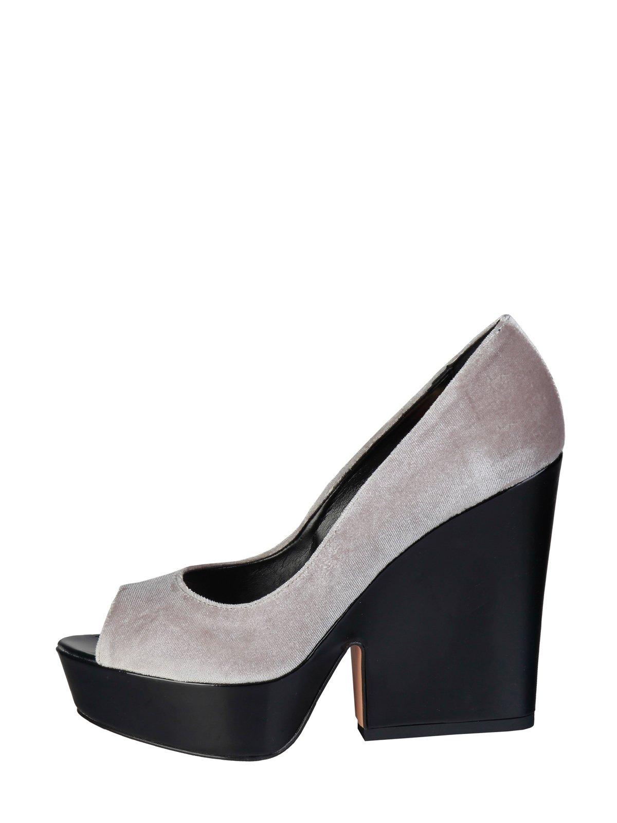 Туфлі сірі | 3773897