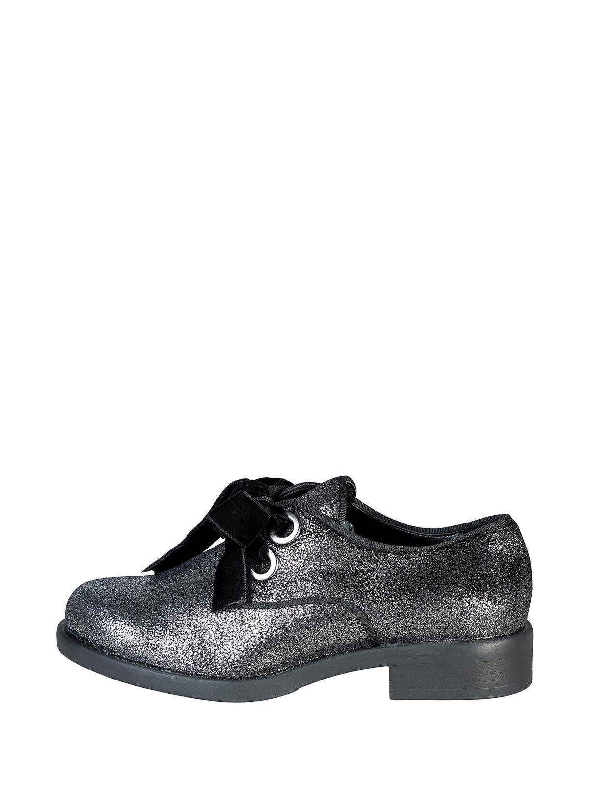 Туфли серебристые | 3773906