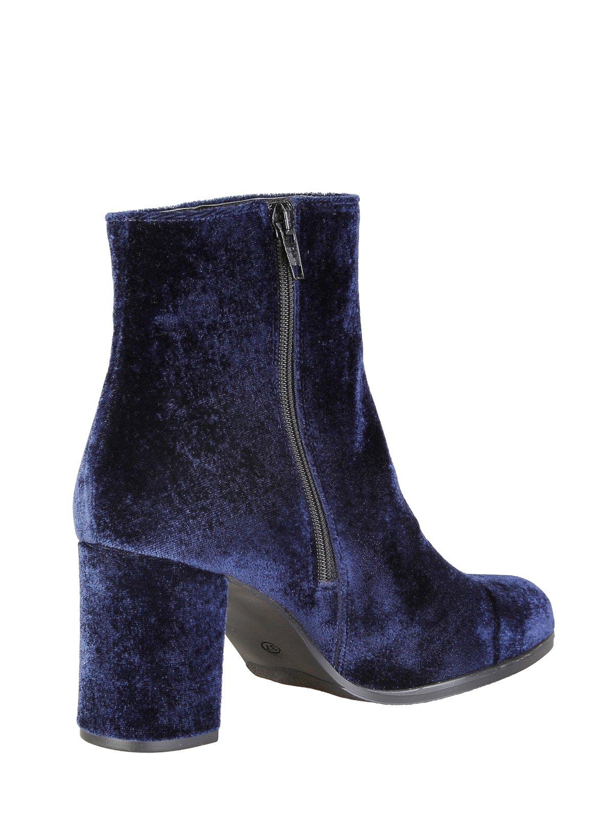 Ботинки синие | 3774079 | фото 2