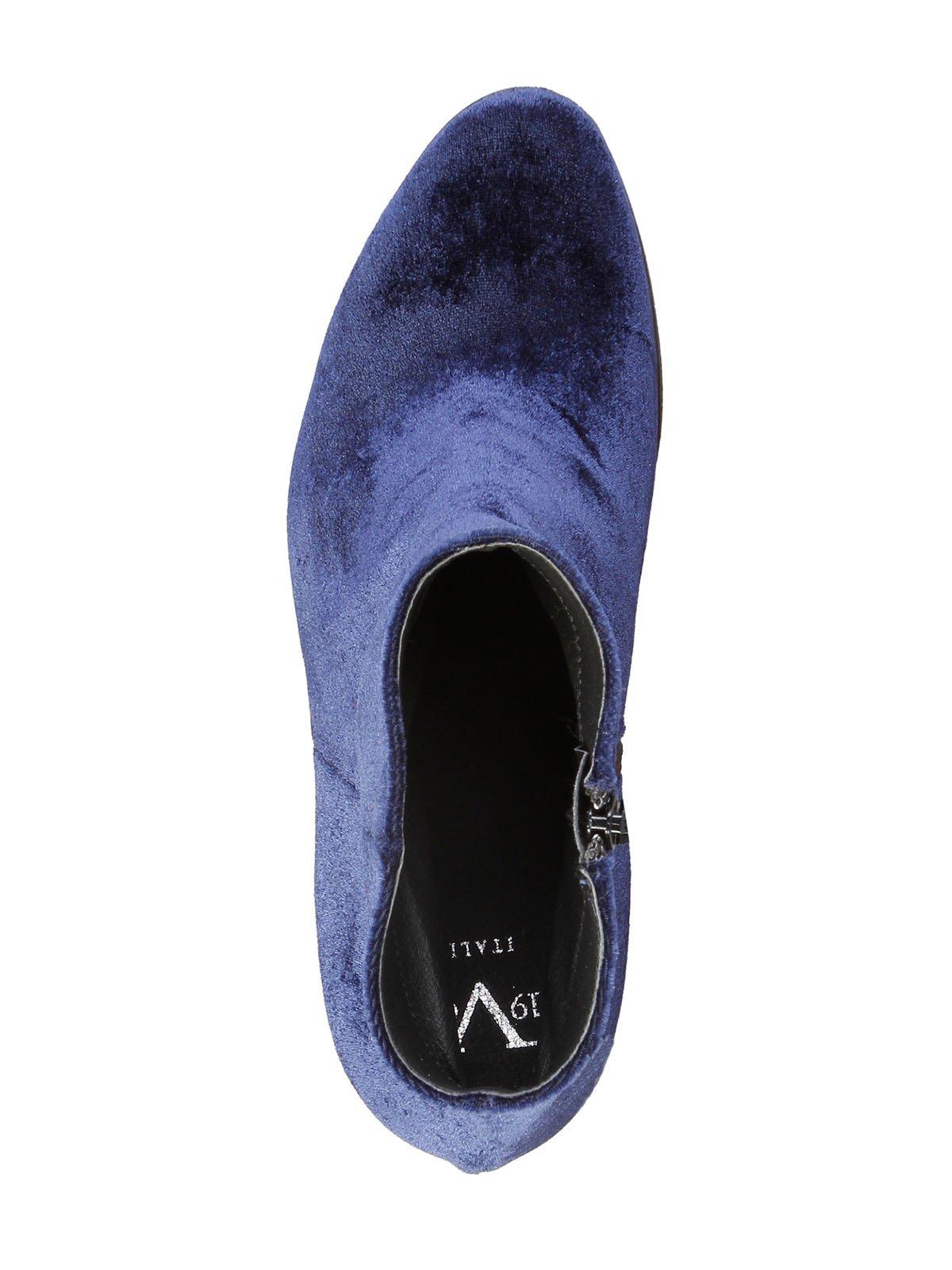 Ботинки синие | 3774079 | фото 3