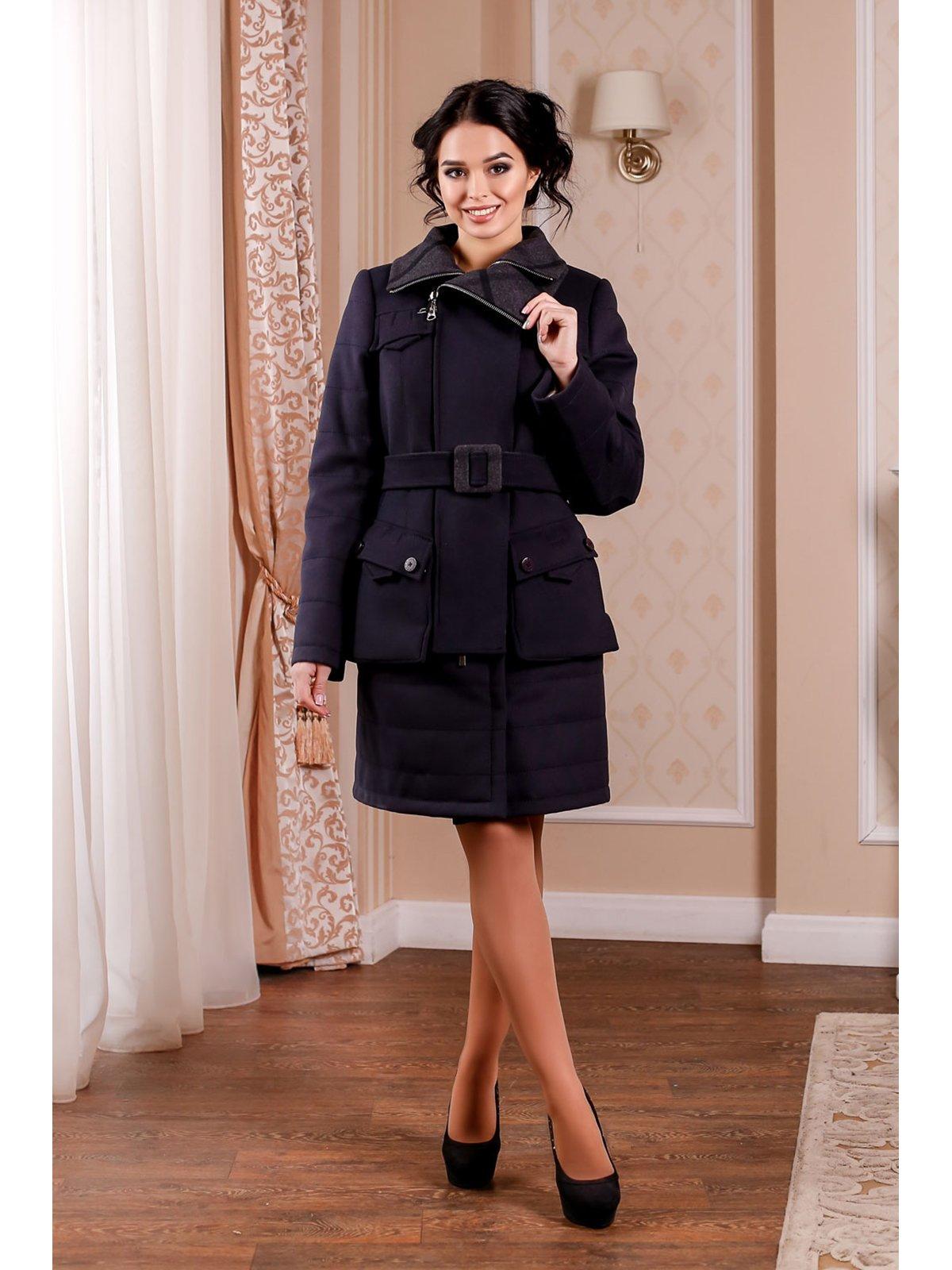 Пальто черное | 3774821
