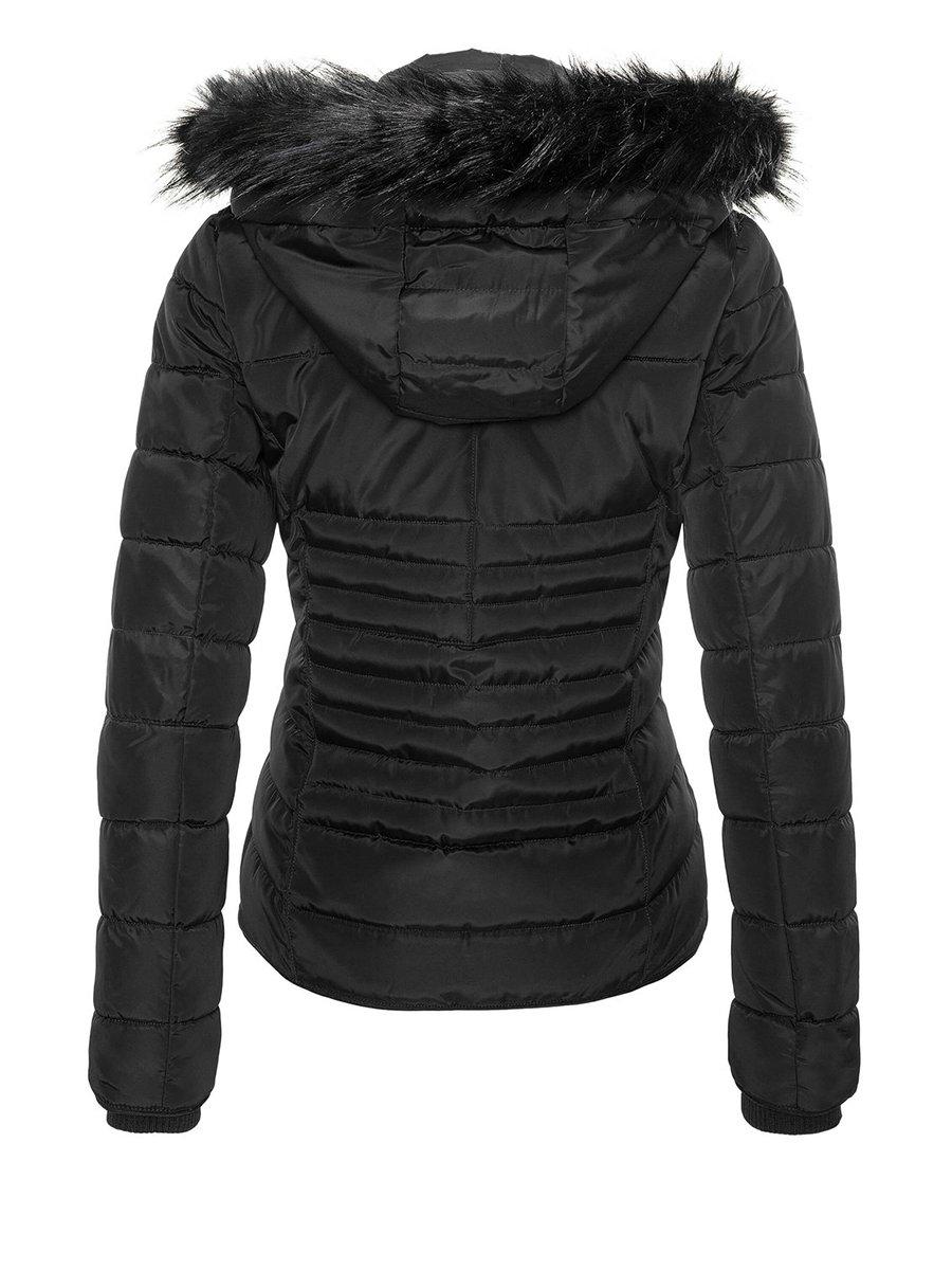 Куртка чорна   3777405   фото 3