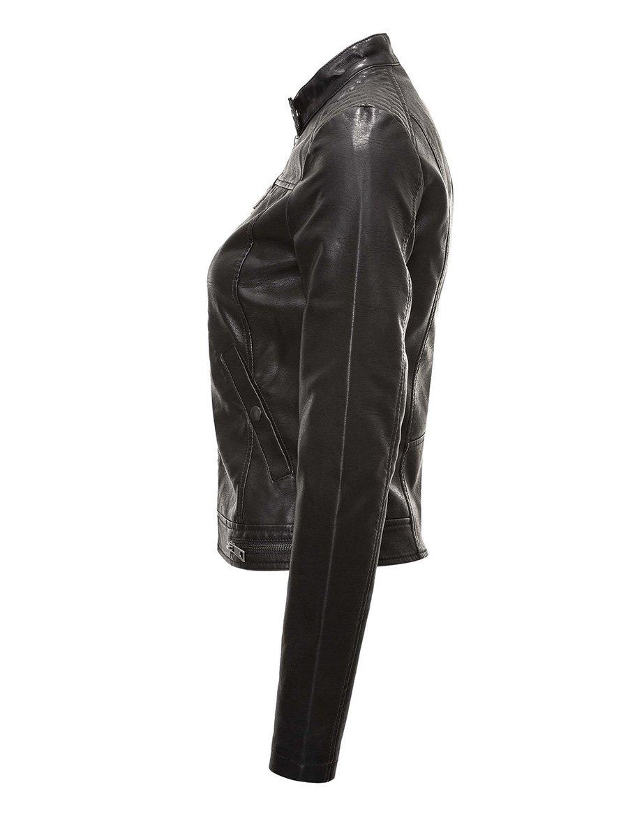 Куртка черная | 3777528 | фото 2