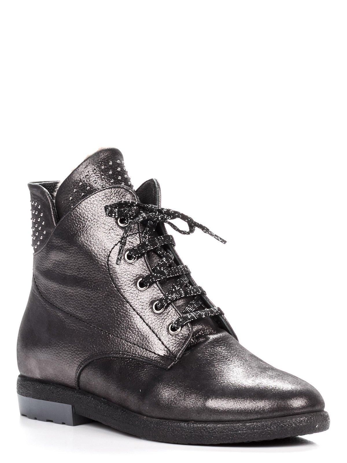 Ботинки бронзового цвета   3773509