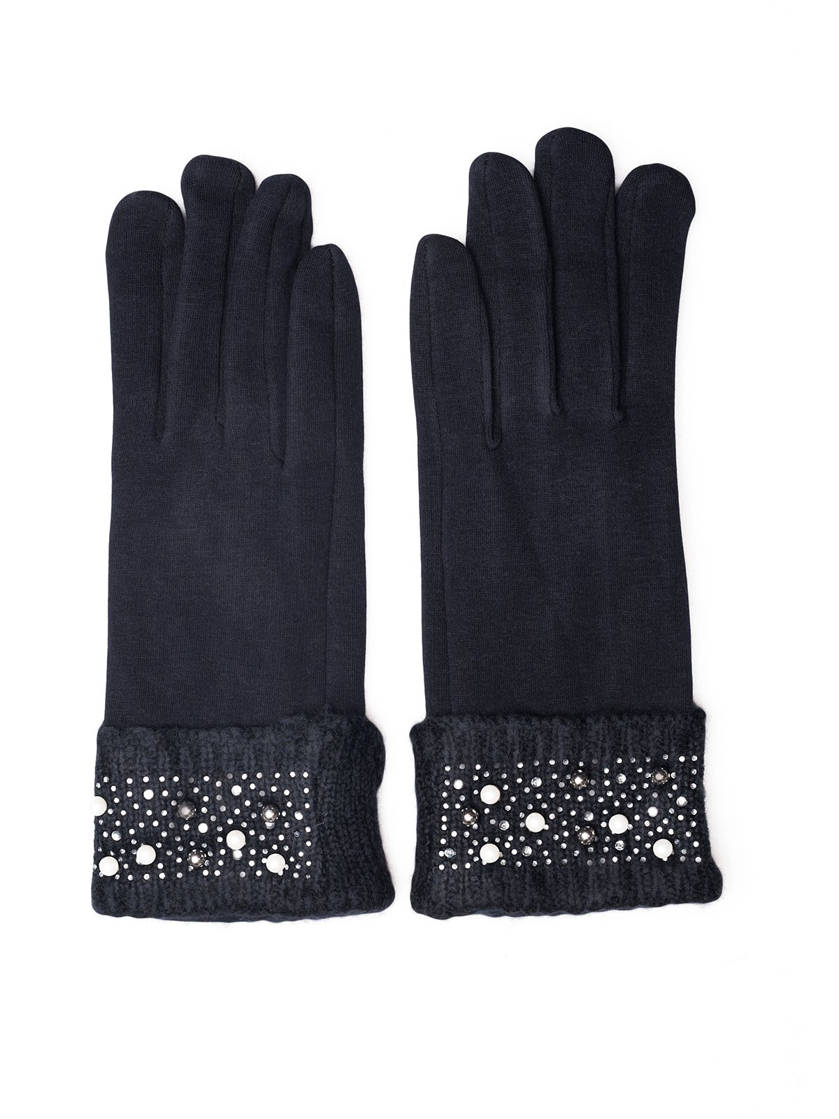 Перчатки синие | 3777873