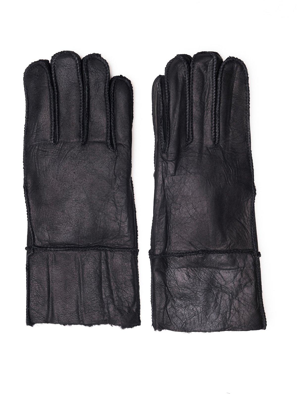 Рукавички чорні | 3777922