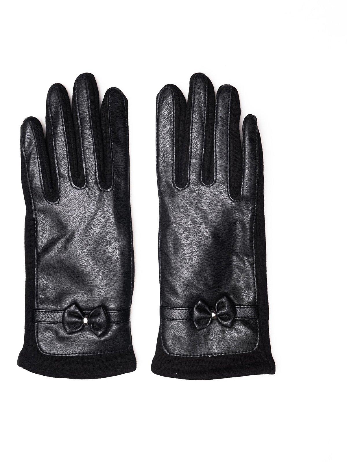 Перчатки черные | 3777932