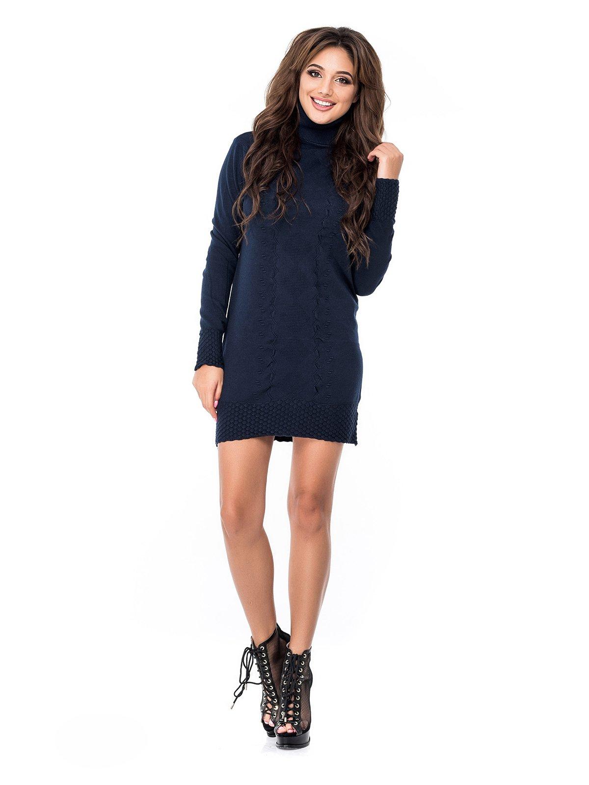 Платье синее | 3688335