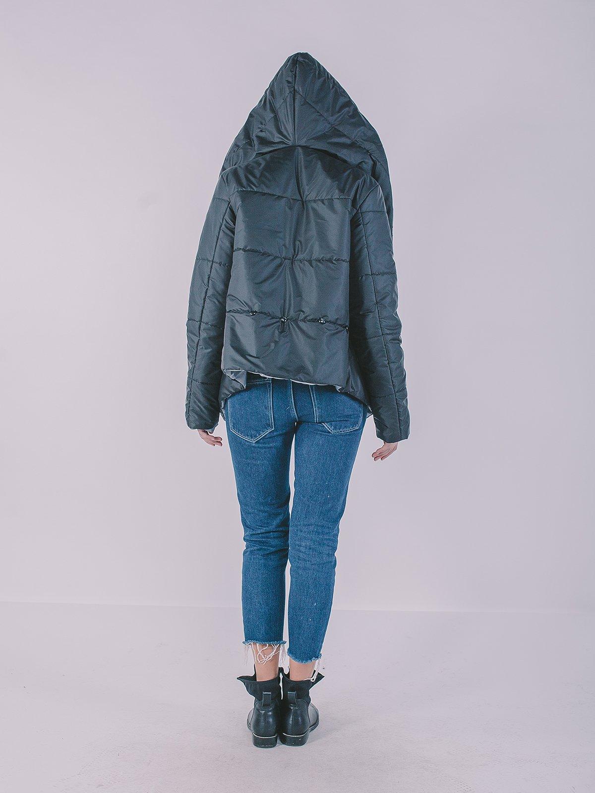 Пальто черное | 3749514 | фото 18
