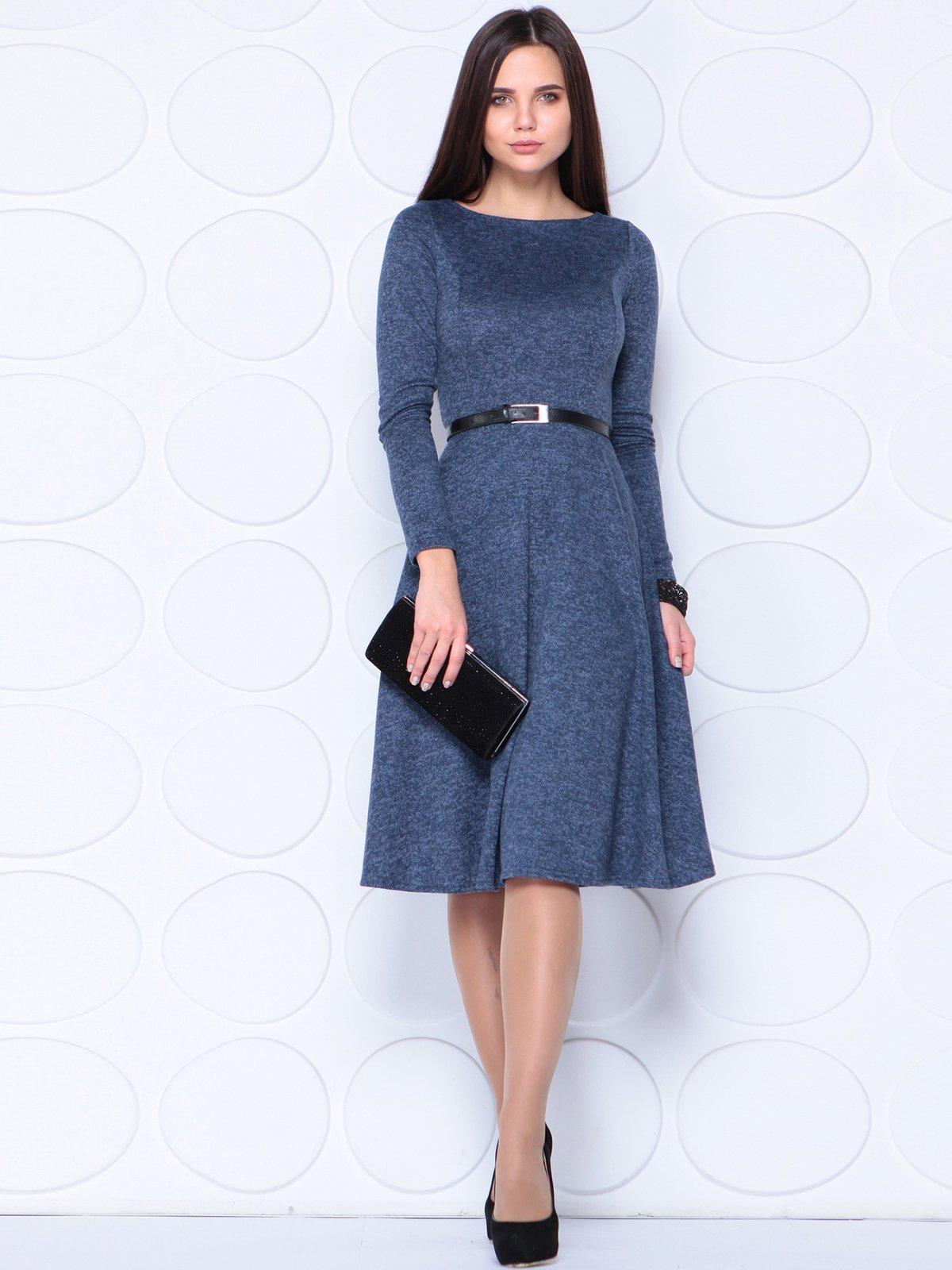 Сукня темно-синя | 3779775