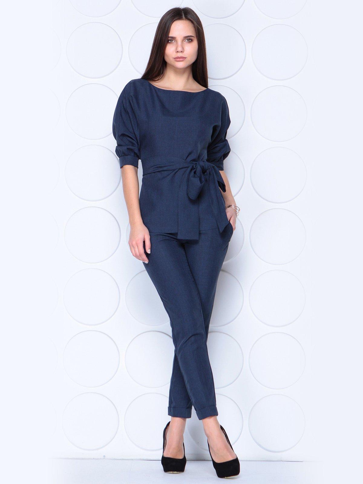 Костюм: блуза и брюки | 3779794