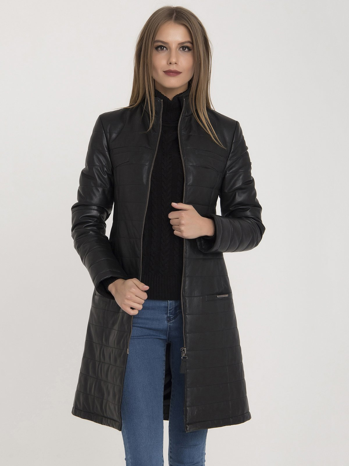 Куртка черная   3780666   фото 2