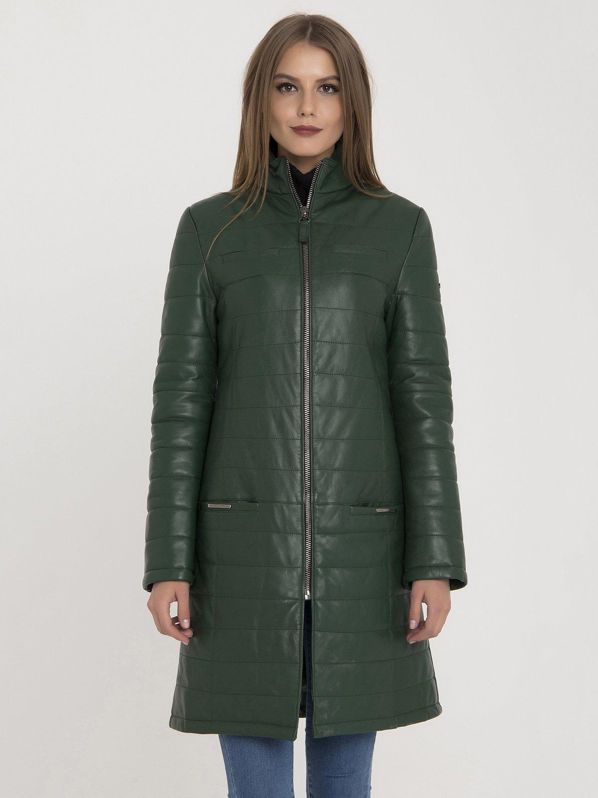 Куртка зеленая | 3780667