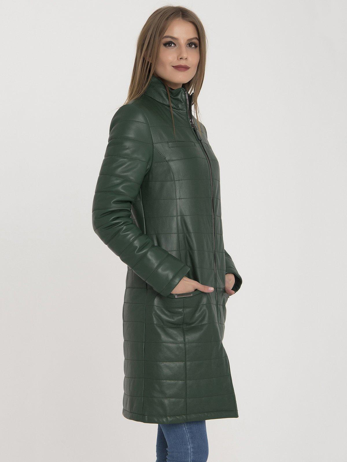 Куртка зеленая | 3780667 | фото 3