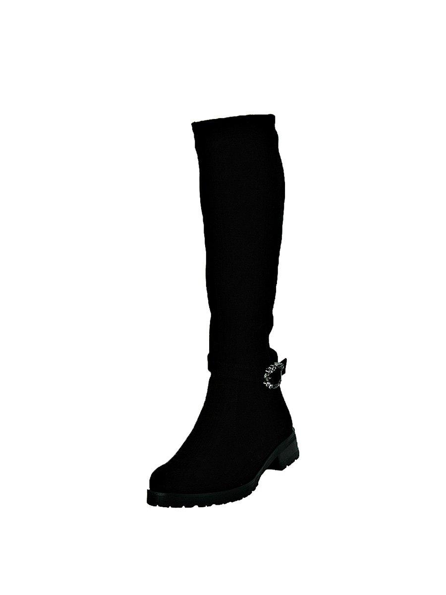 Сапоги черные | 3786265 | фото 5