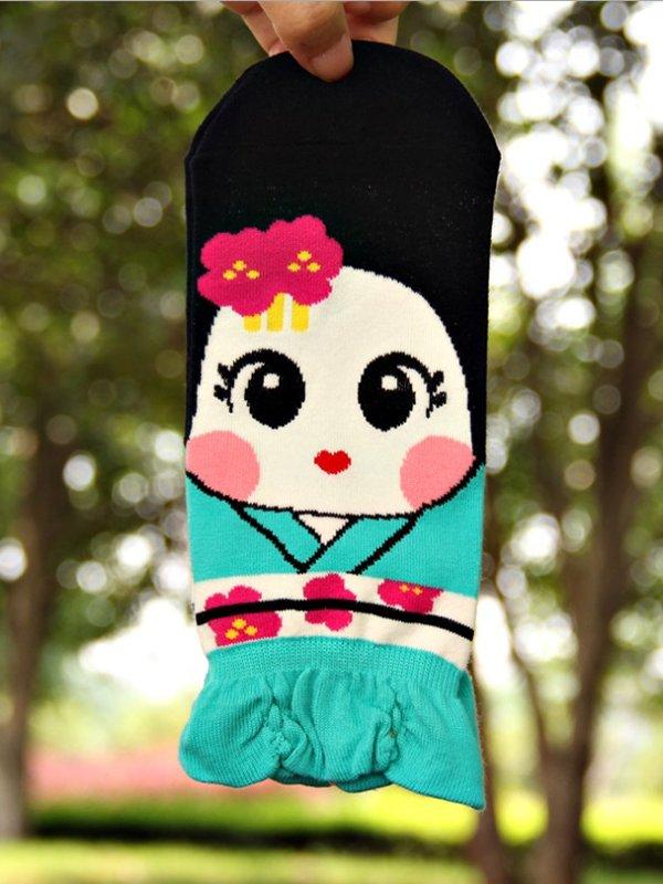 Шкарпетки з малюнком підліткові | 3789171