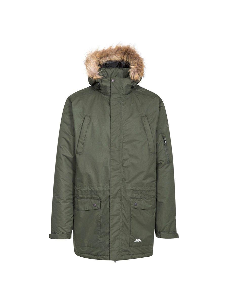 Куртка цвета хаки   3785151