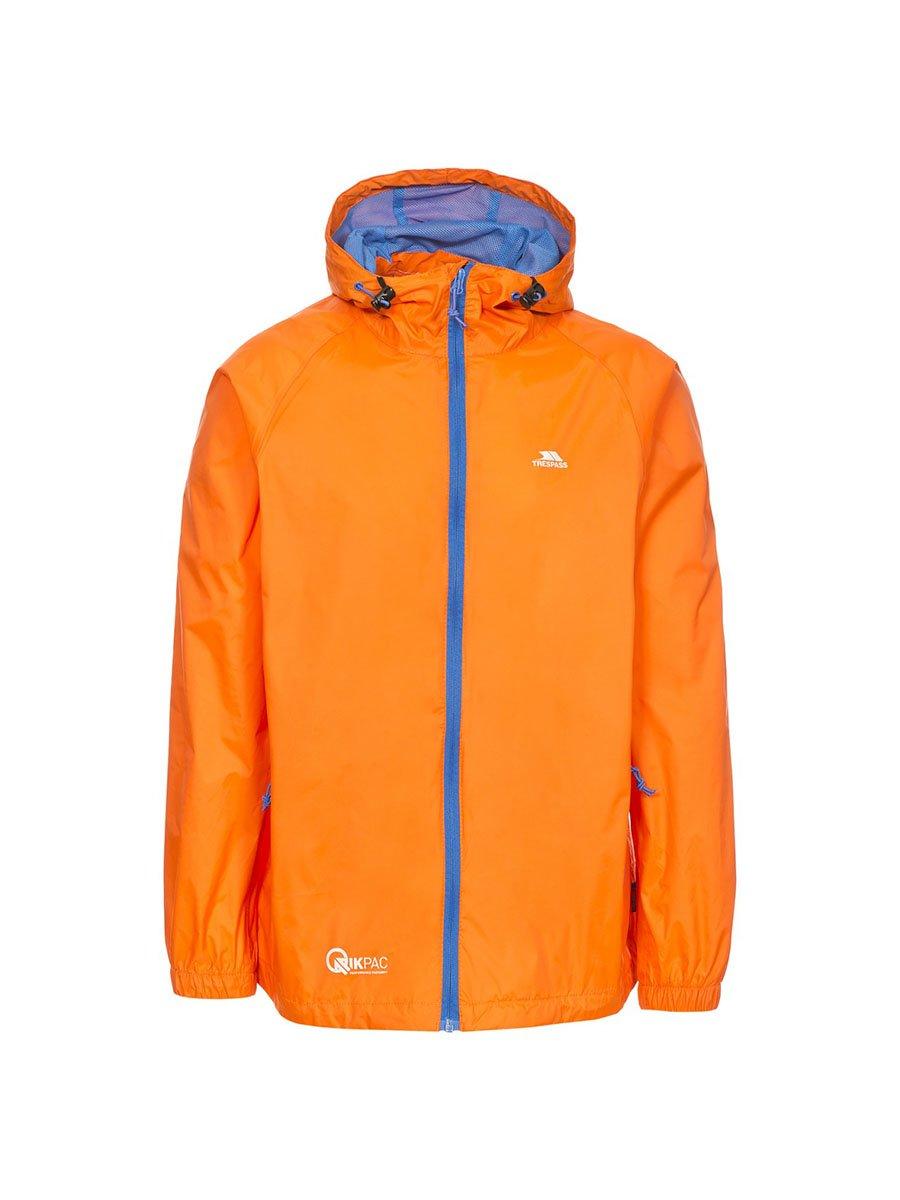 Ветровка оранжевая | 3785184
