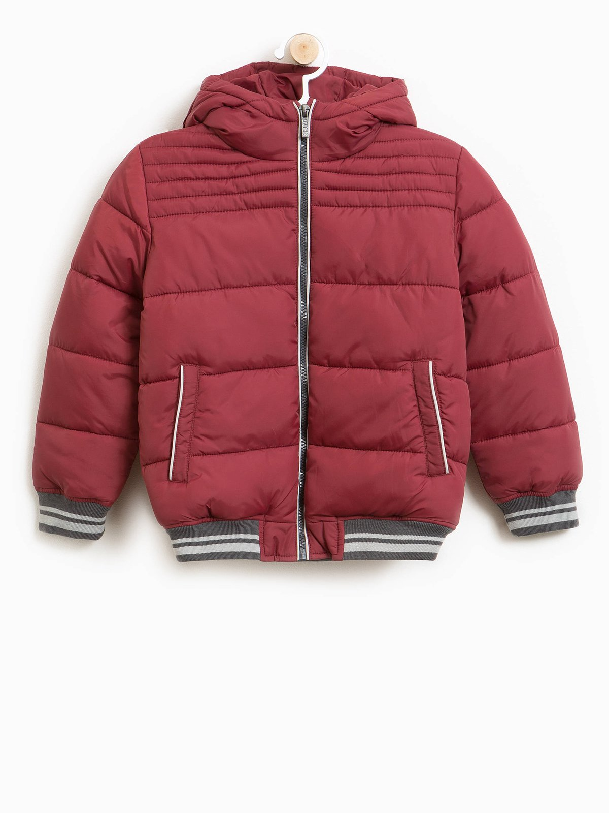 Куртка червона | 3785378