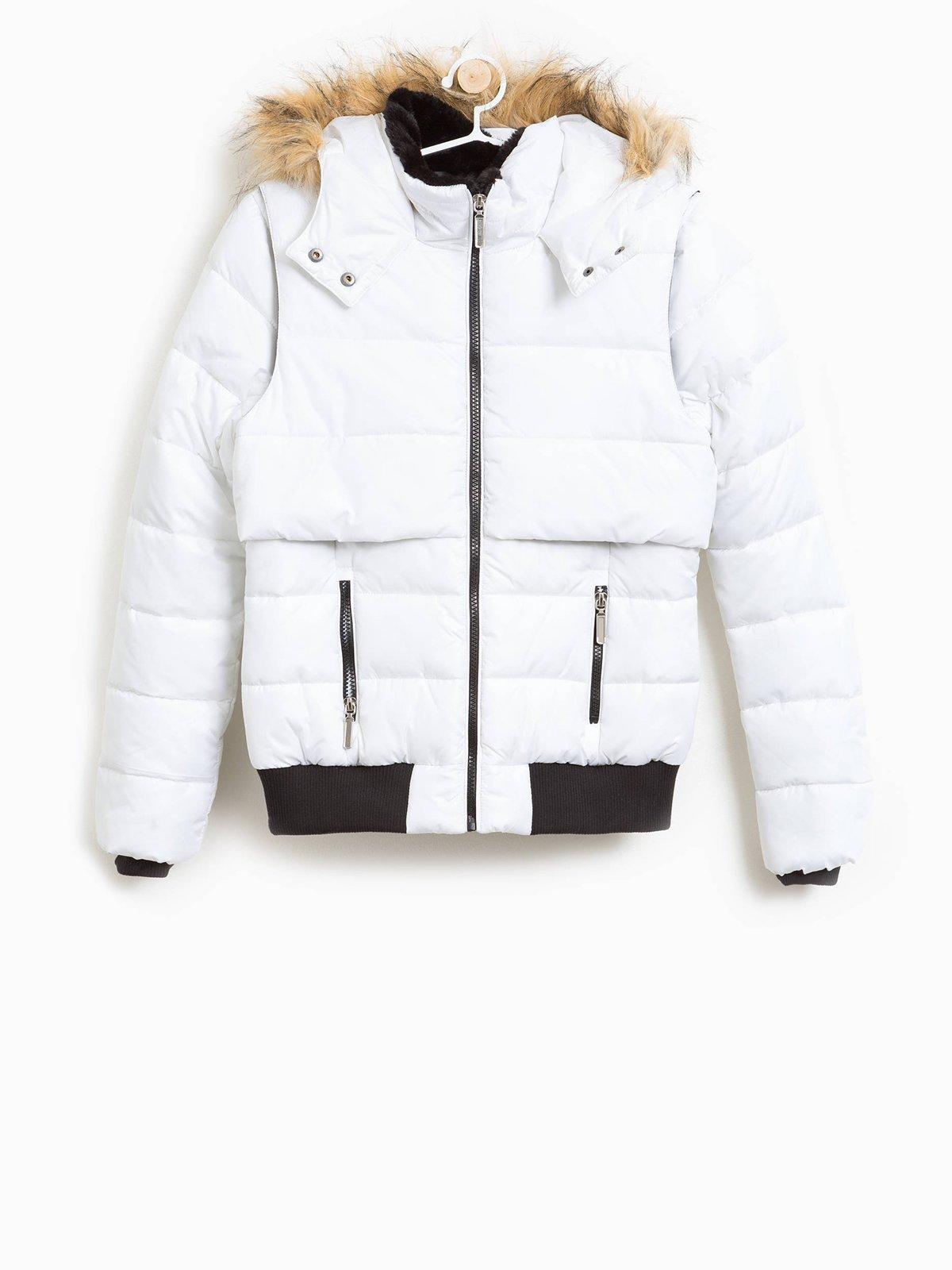 Куртка біла | 3785461