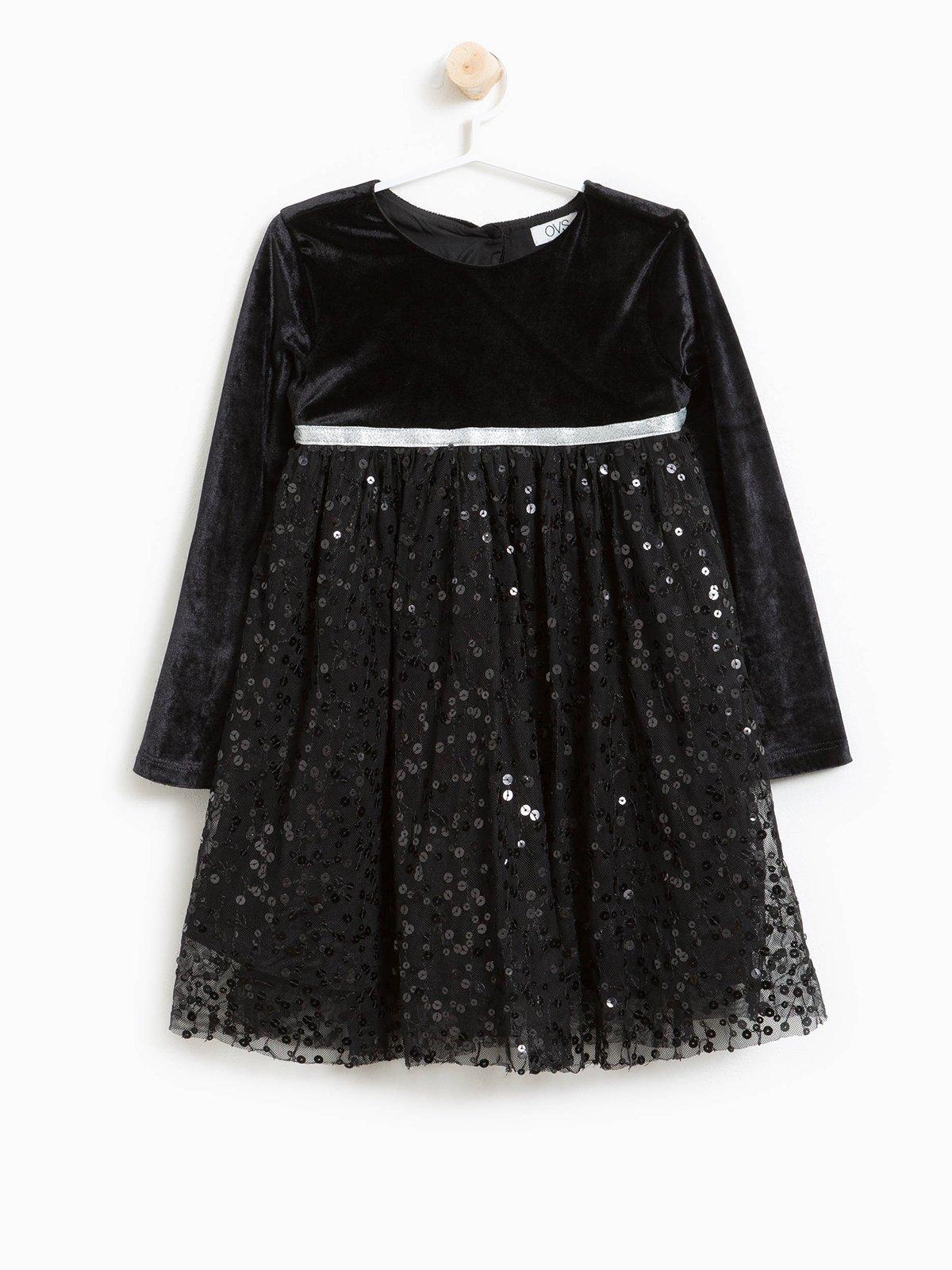 Платье темно-коричневое | 3785810