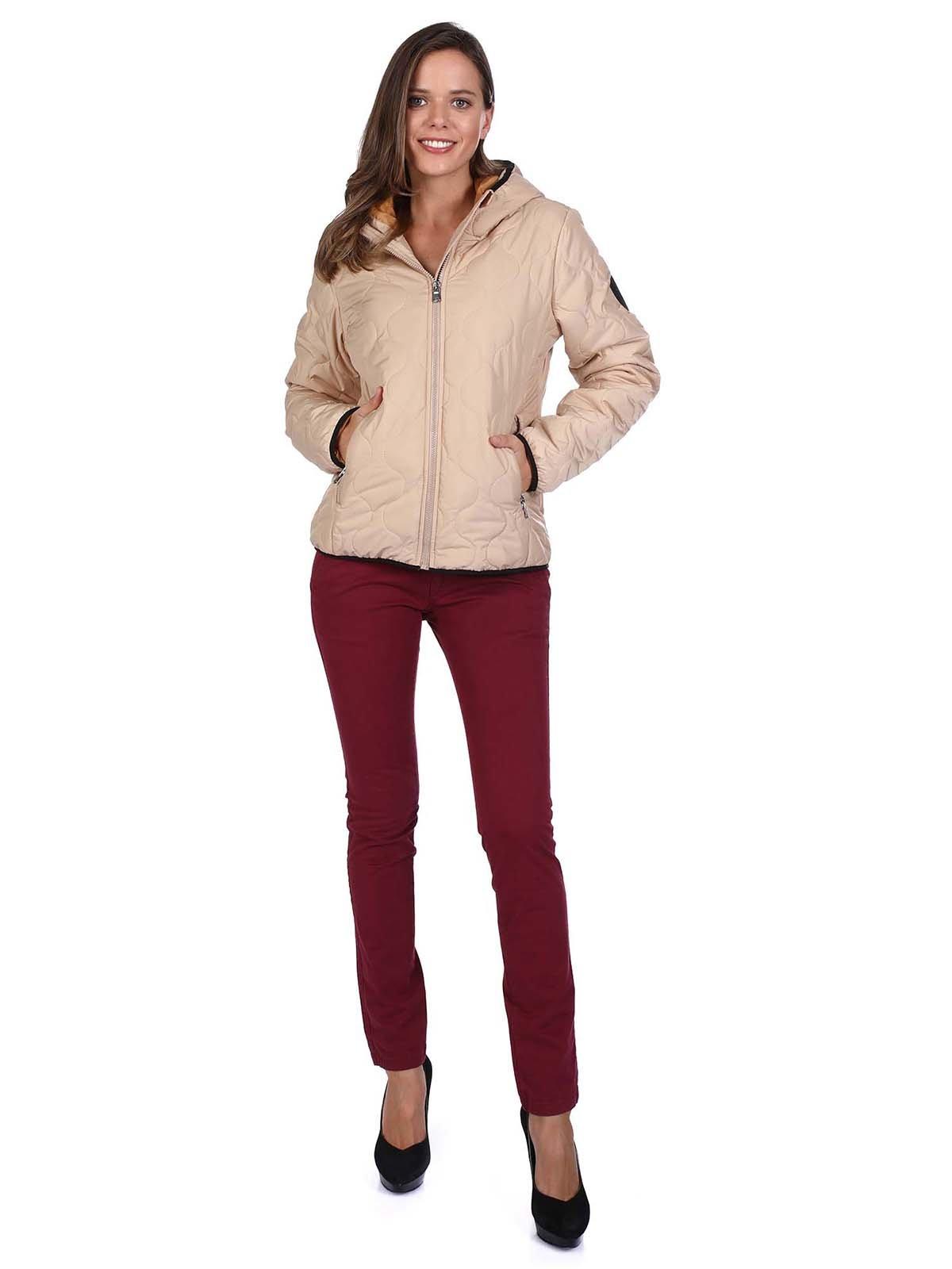 Куртка молочного цвета   3594093