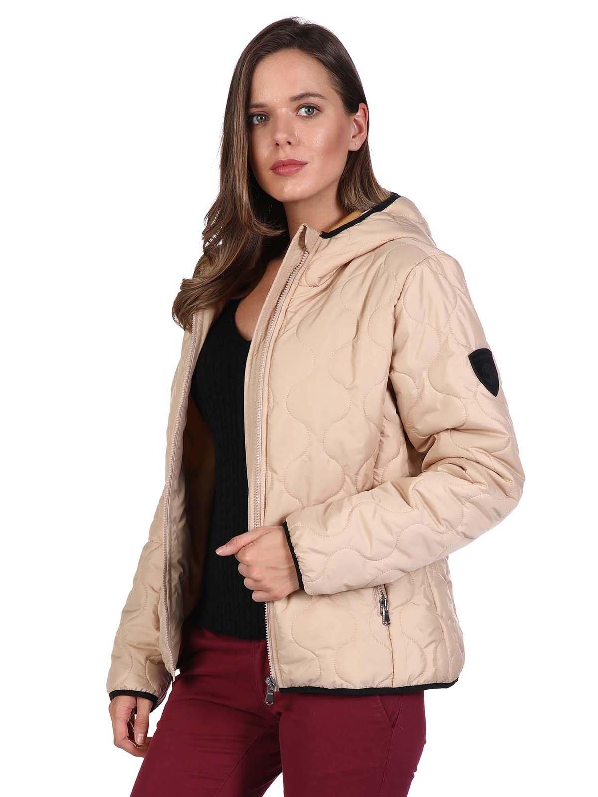 Куртка молочного цвета   3594093   фото 4