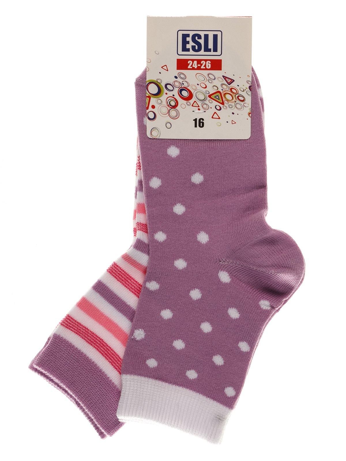 Набір шкарпеток (2 шт.) | 3750366