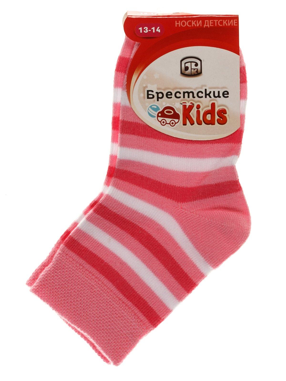 Шкарпетки рожеві | 3750551