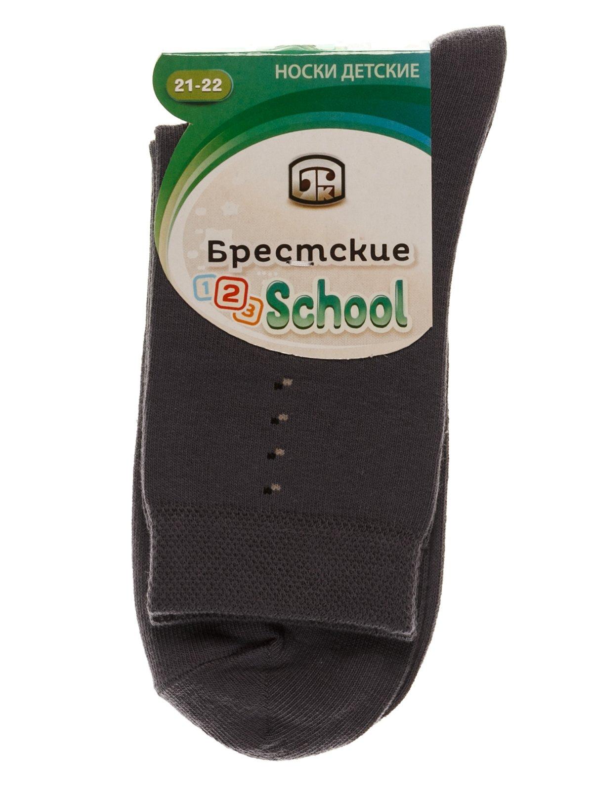 Шкарпетки сірі | 3750606